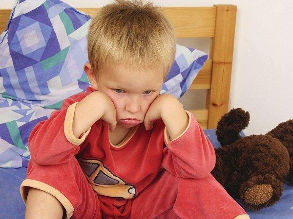 Причины недержания мочи у детей