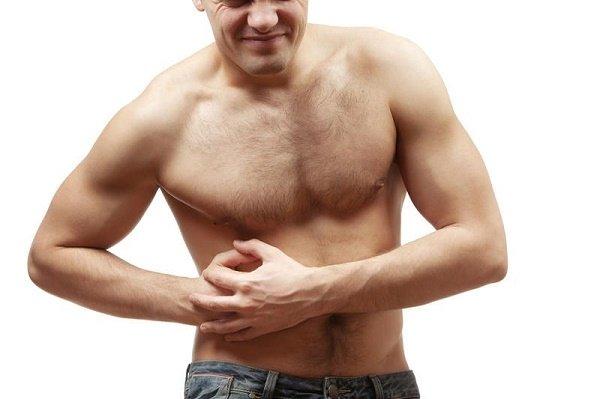 Цирроз печени у мужчин