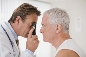 Удалить окалину из глаза в домашних условиях