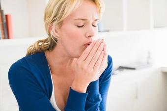 Как удалить мокроту из бронхов в домашних условиях