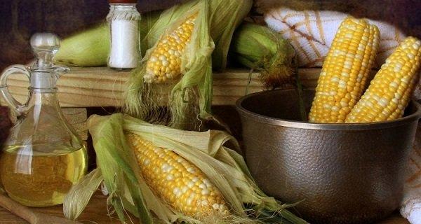 Спиртовая настойка из кукурузных рыльцев